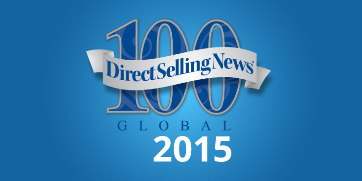 Direct Selling News - Global 100 - 2015